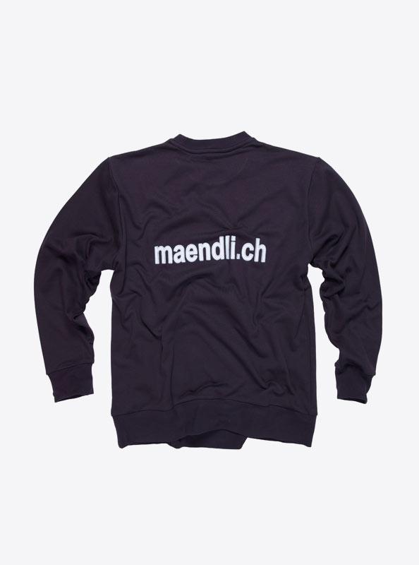 Sweatshirt mit Firmenlogo bedrucken