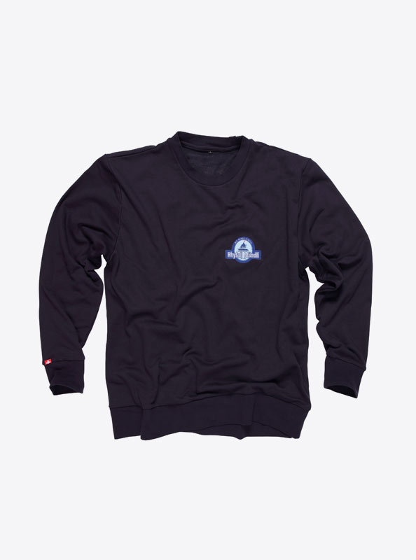 Sweatshirt Rundhals bedrucken