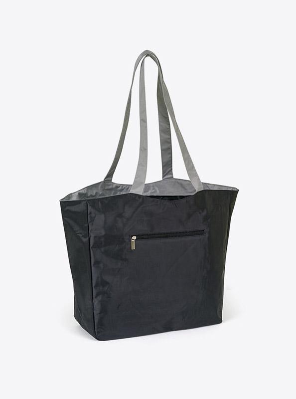 Freizeittasche Shopping Bag aus Nylon bedruckt