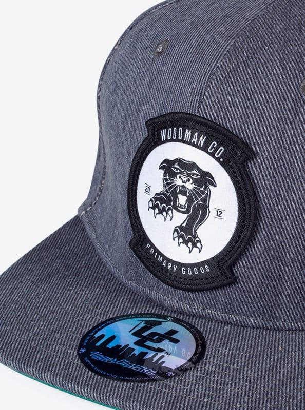 Snapback Cap mit Logo bedrucken