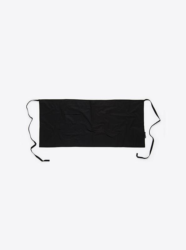 Bistroschuerze Bio-Baumwolle mit logo besticken