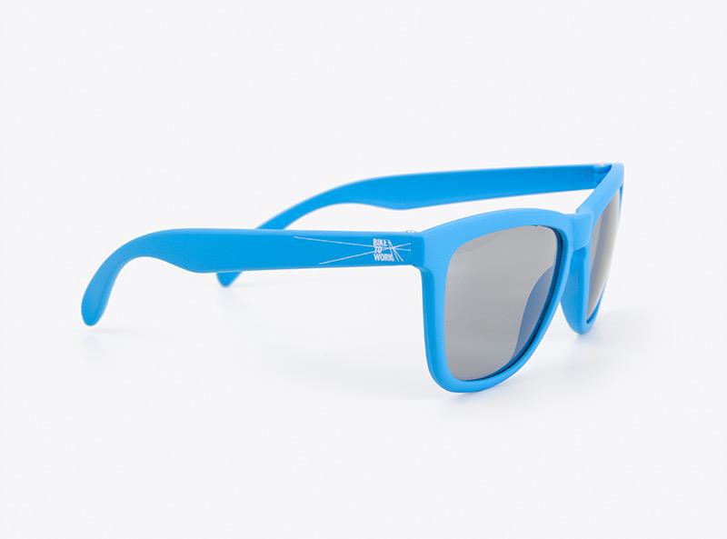 Sonnenbrille mit Logo bedruckt Bike To Work