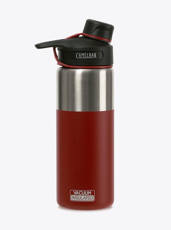 Thermosflasche Camelbak mit Logo graviert