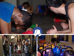 Manroof unterstützt: Sport für die Integration