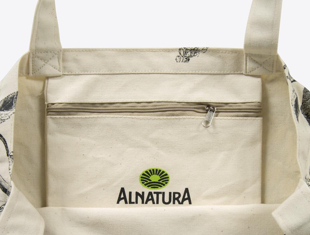 Shopping Bag mit Logo bedruckt
