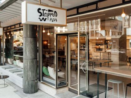 Stripped Pizza: Ein neues Pizza-Konzept erobert Zürich