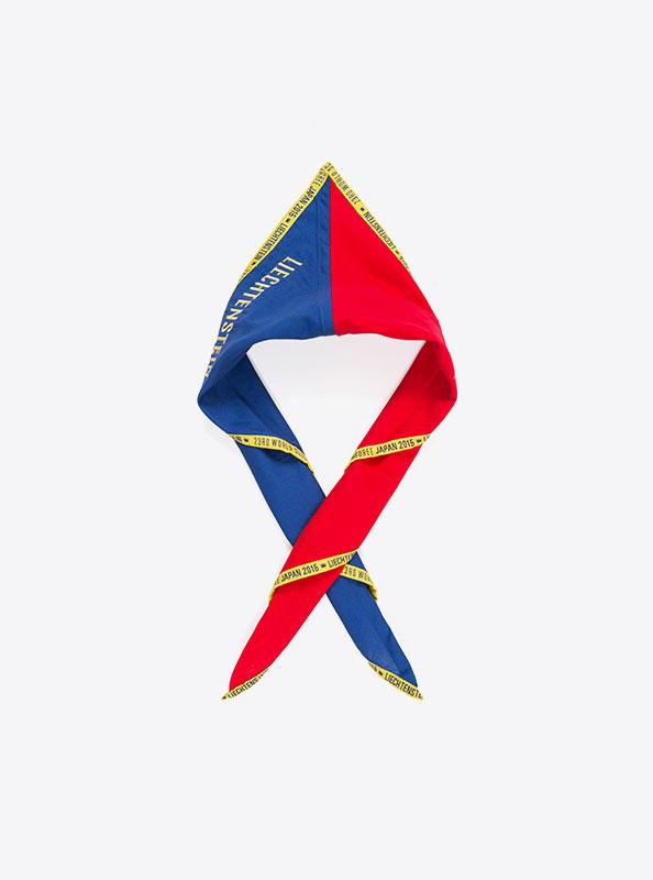 Pfadikrawatte Halstuch mit Logo bedrucken