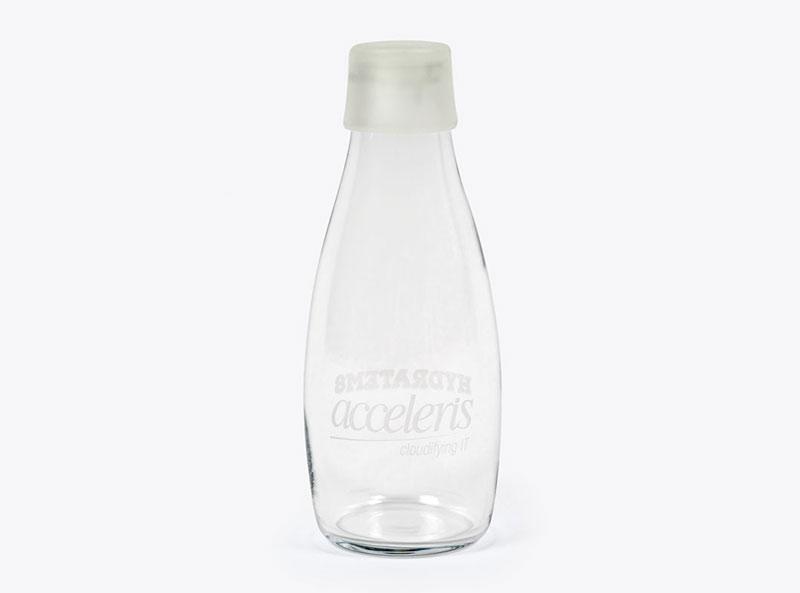 Trinkflasche Retap mit Logo bedruckt