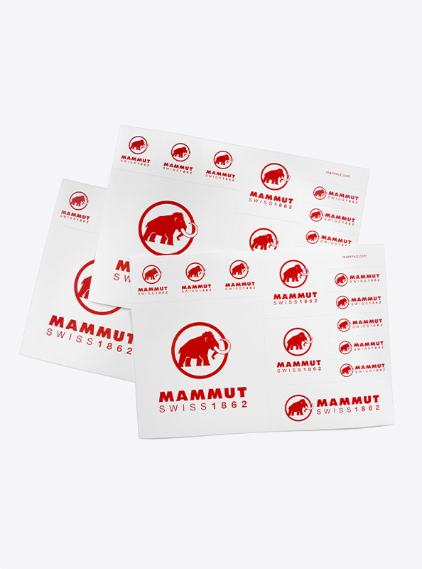 Aufklebeboegen Stickerbogen Individuell Bedruckt Bestellen