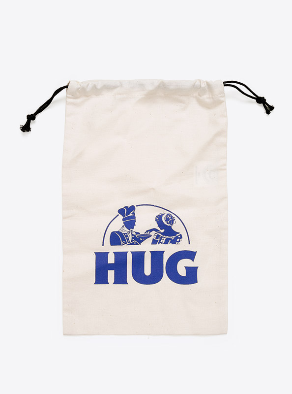 Brotsack Buurebrot Mit Logo Bedrucken Hug