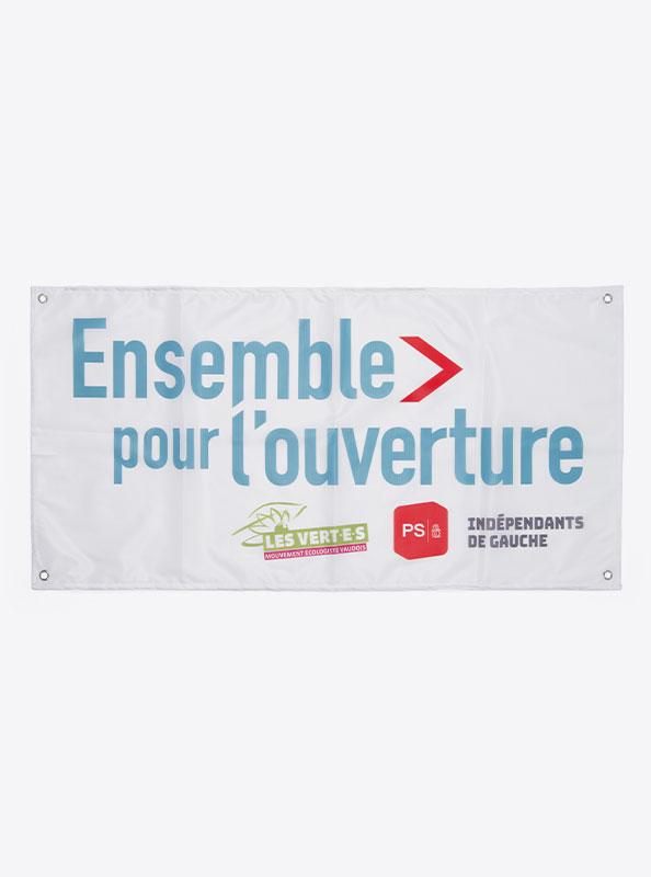 Fahne Flagge Im Digitaldruck Bedrucken Mit Sujet Ensemble