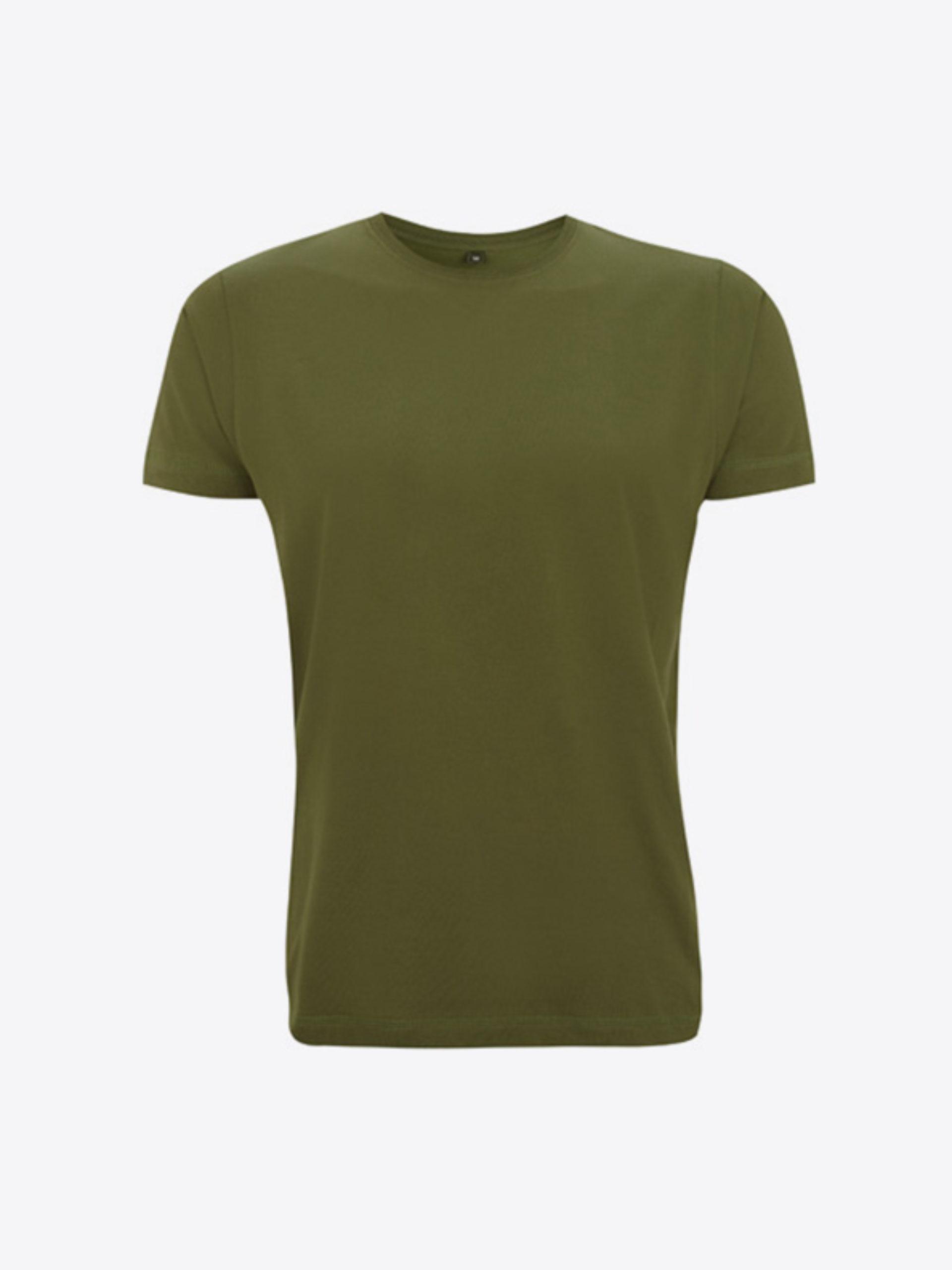 Herren T Shirt Continental03 Forest Green