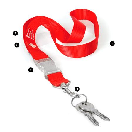 Kategorie Lanyards Keychain