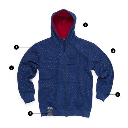 Kategorie Sweatshirt Hoodie