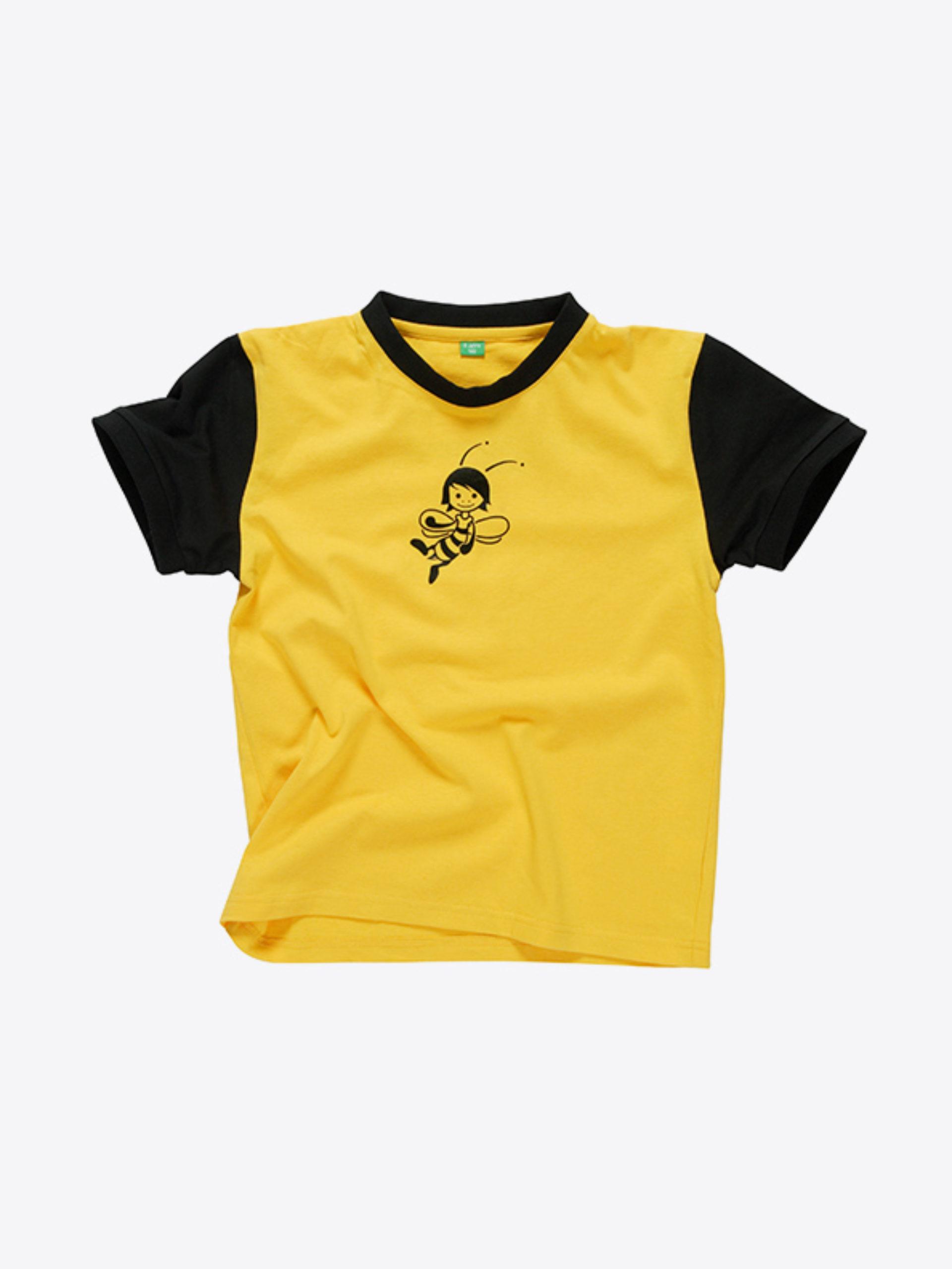 Kinder T Shirt Kurzarm Drucken