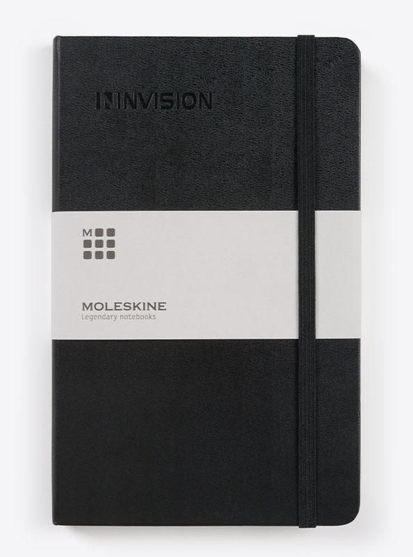 Moleskin Notizbuch Mit Logo Bedrucken Invision