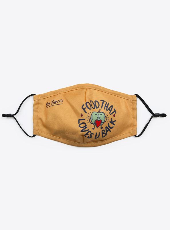 Schutzmasken Mit Ersatzfilter Bestellen Schweiz Tibits Orange