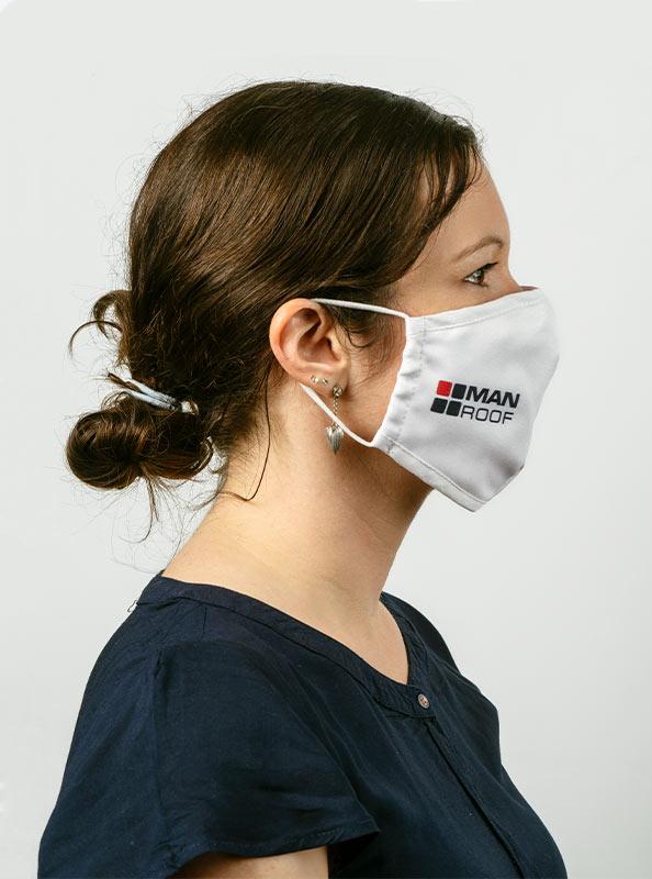 Schutzmasken Mit Ersatzfilter Mit Logo Bedrucken Schweiz