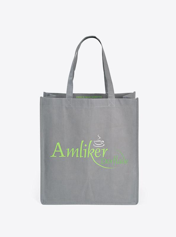 Shopping Bag Mit Logo Bedrucken Amliker