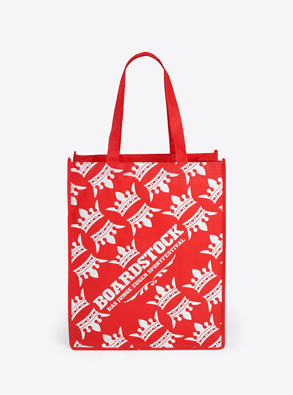 Shopping Bag Mit Logo Bedrucken Boardstock