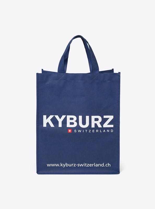 Shopping Bag Mit Logo Bedrucken Kyburz