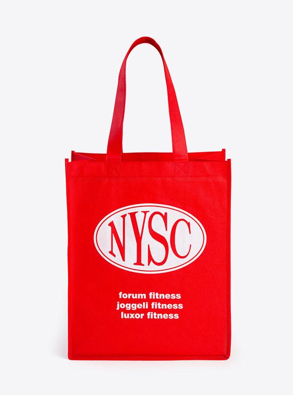 Shopping Bag Mit Logo Bedrucken Nysc