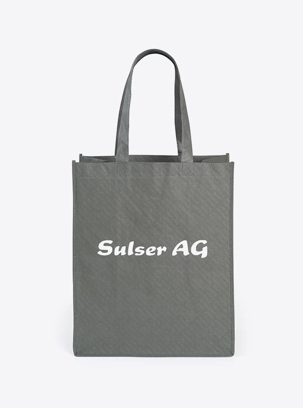 Shopping Bag Mit Logo Bedrucken Sulser