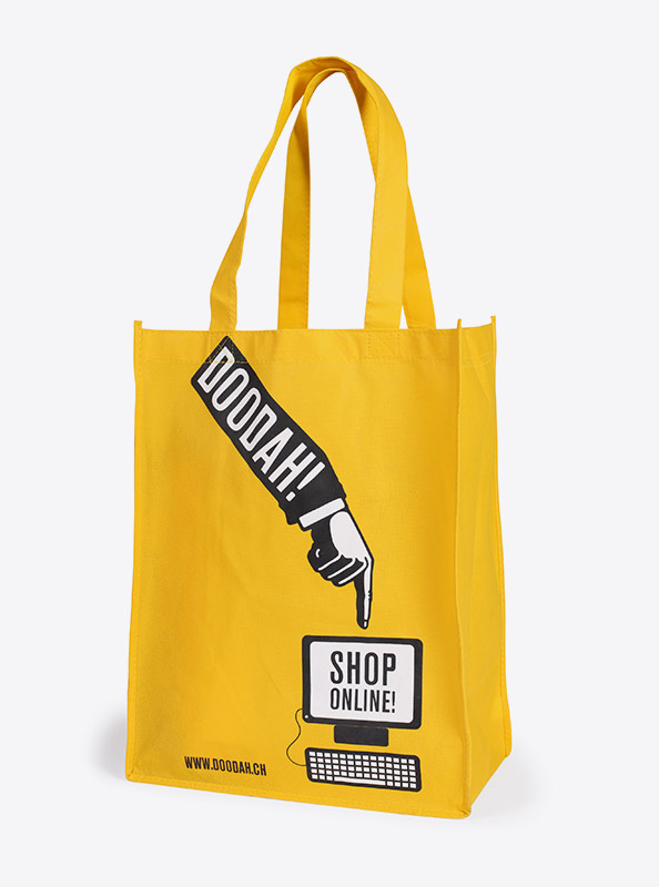 Shopping Bag Mit Logo Bedrucken Zurich