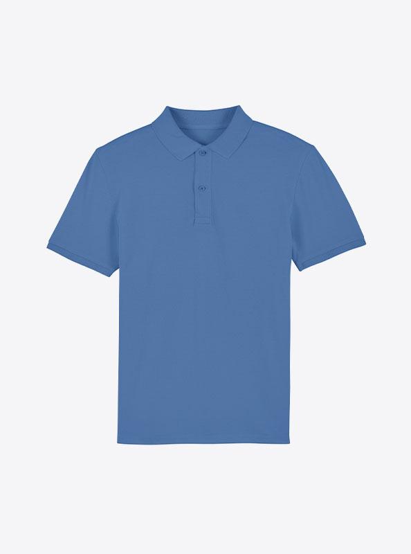 StellaStanley Herren Dedicator Baumwolle Mit Logo Siebdruck Bright Blue
