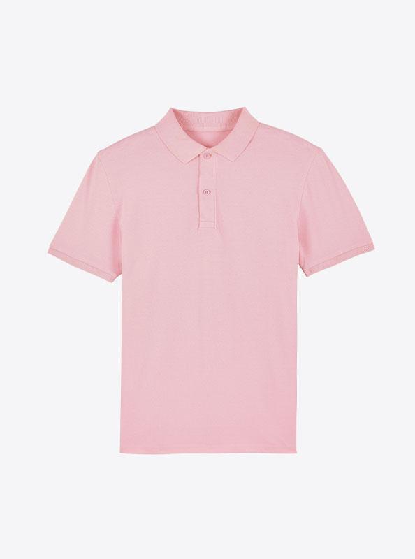 StellaStanley Herren Dedicator Baumwolle Mit Logo Siebdruck Cotton Pink
