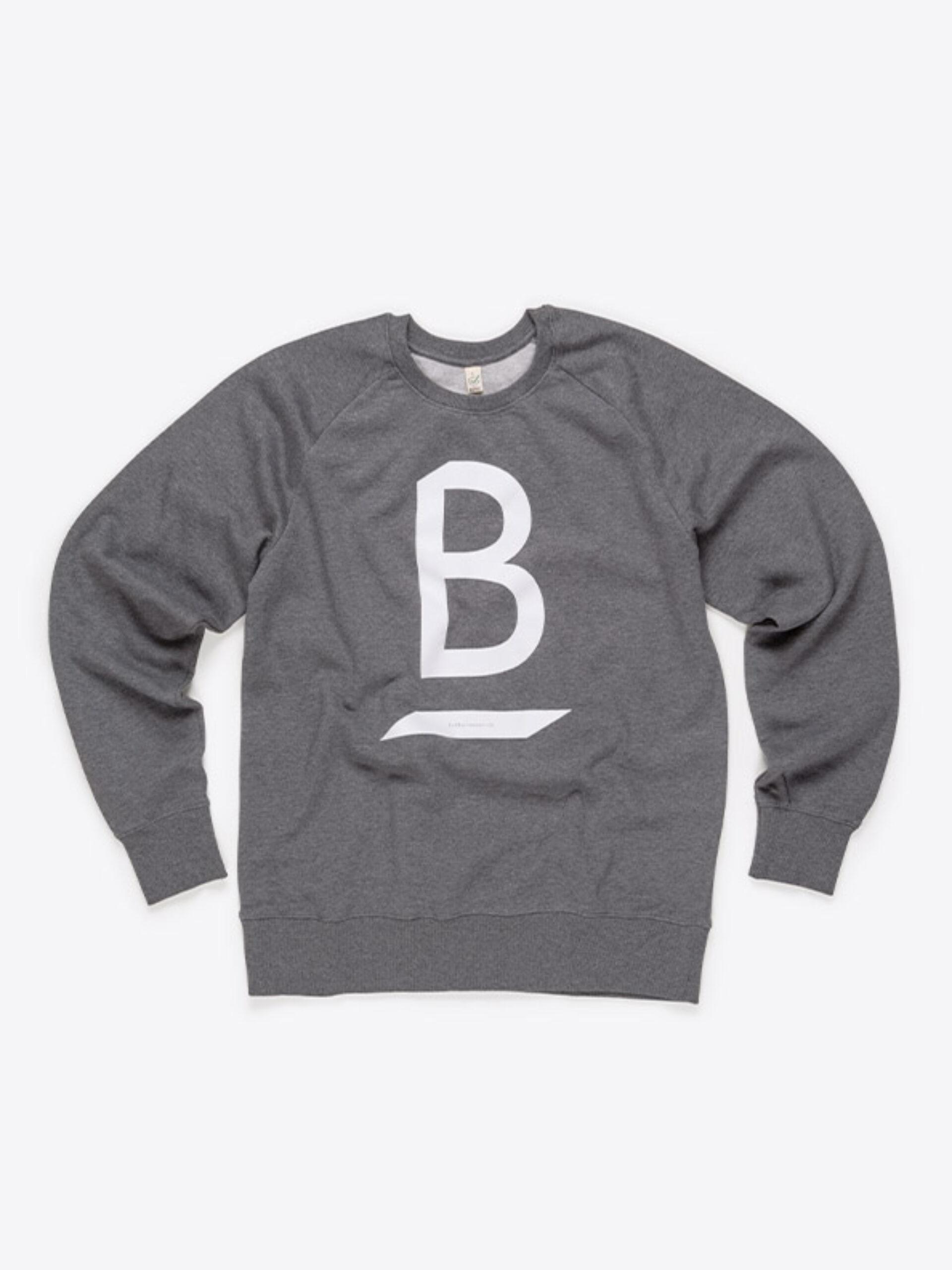 Sweatshirt Recycled Salvage Sa40 Mit Logo Bedrucken Balboa
