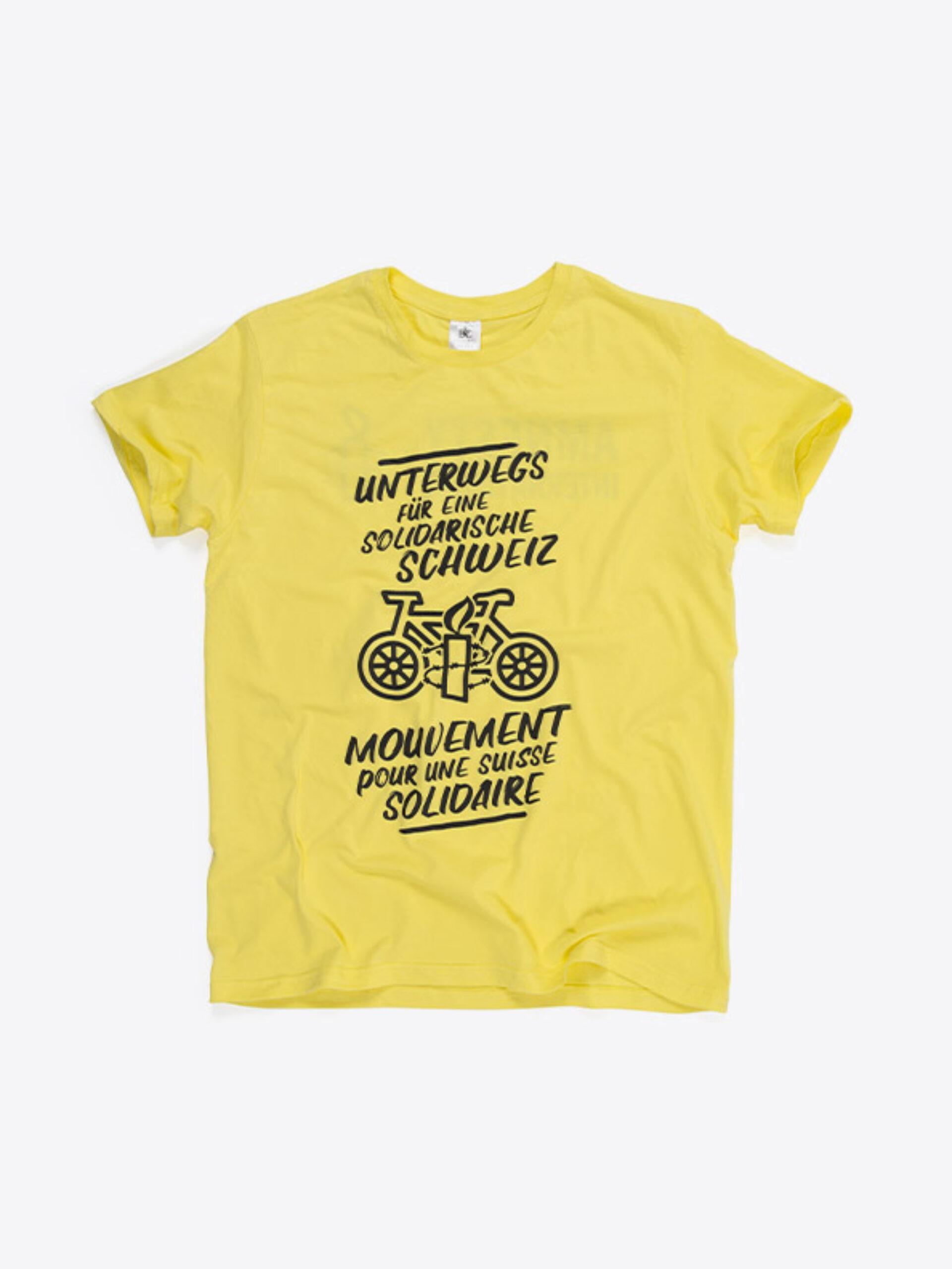 T Shirt BC 150 Bedruckt Mit Sujet Amnesty