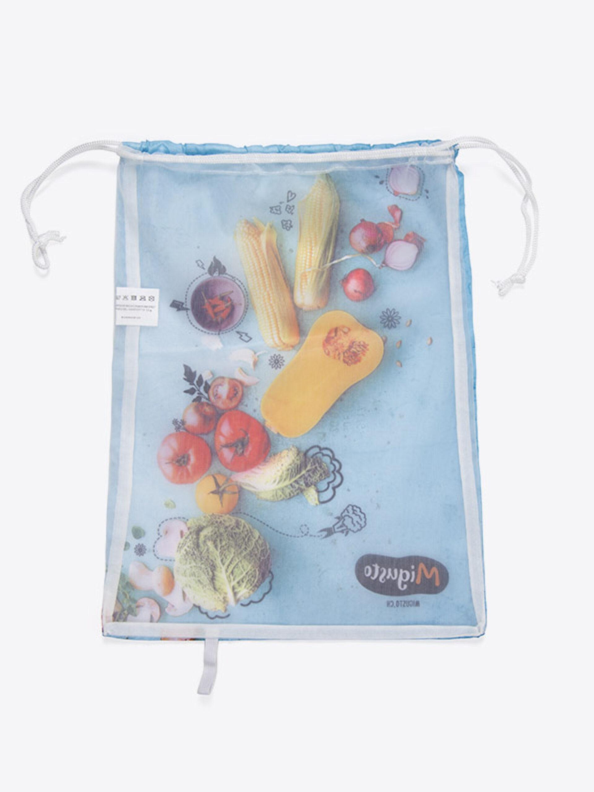 Veggie Bag Gemuese Fruechte Sack Digitaldruck Bestellen