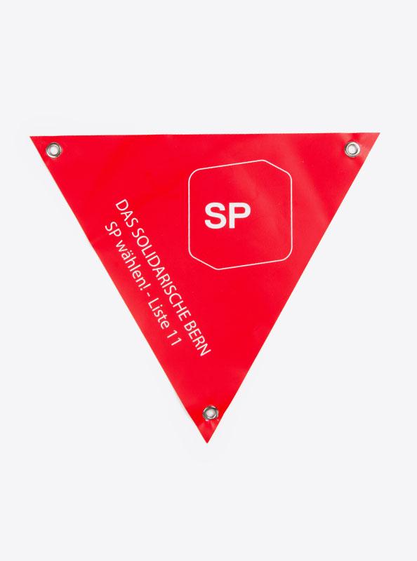 Velo Dreieck Bedrucken Mit Motiv SP