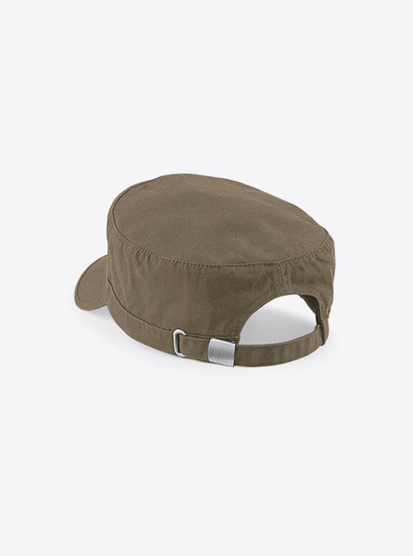 Army Cap Beechfield B34 Verschluss