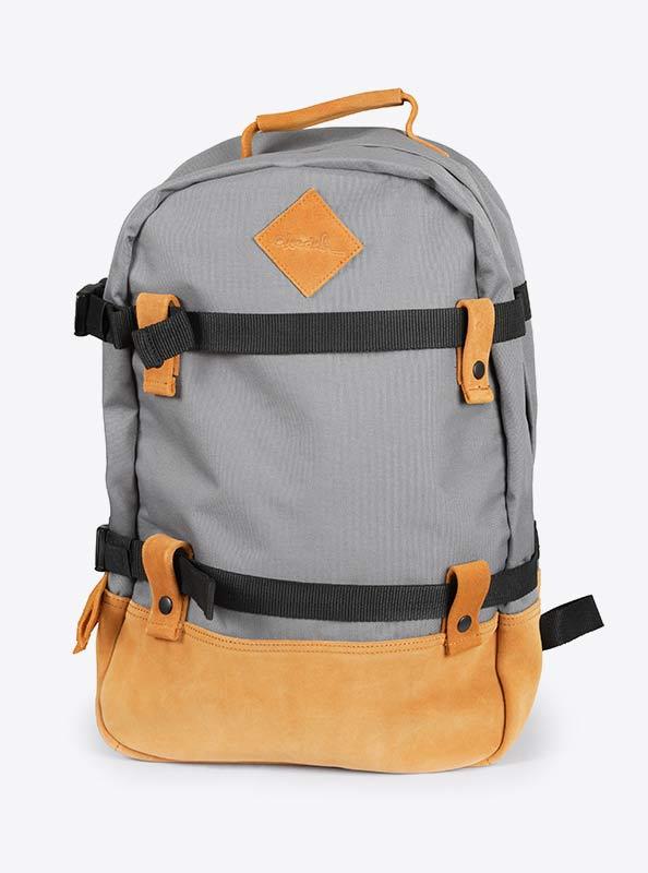 Backpack Polyester Und Leder Bedrucken