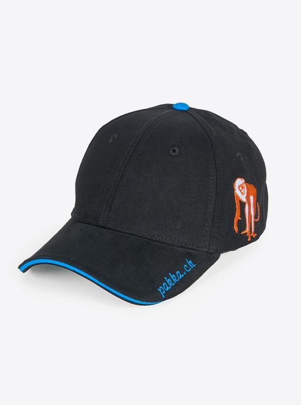 Baseball Cap Bestickt Pakka