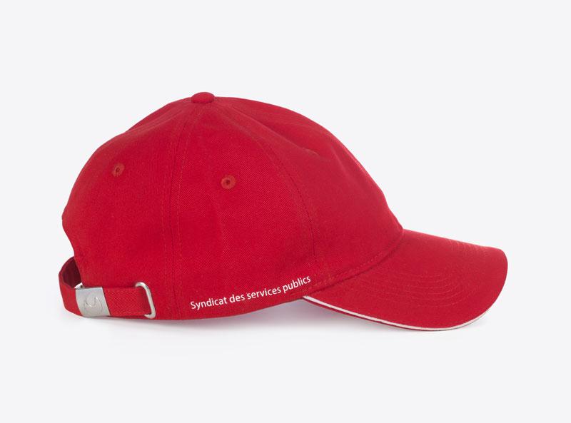 Baseball Cap Mit Logo Bestickt Vpod