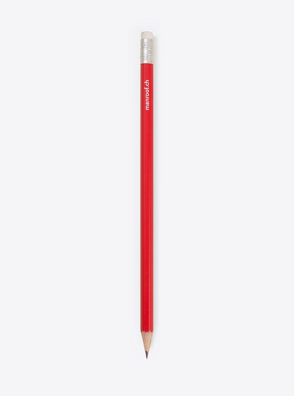 Bleistift Mit Logo Bedruckt Zuerich Standard