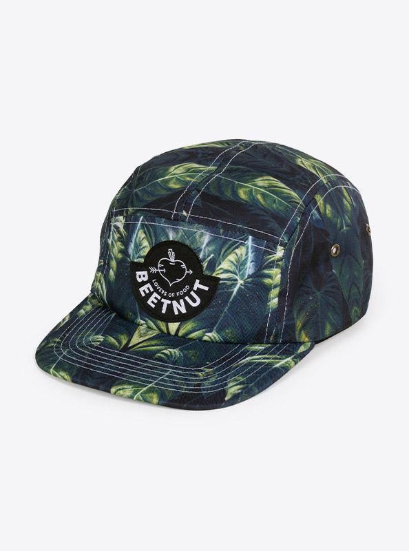 Camper Cap Bestickt Beetnut