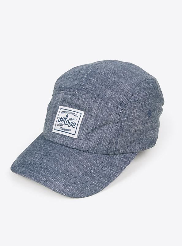 Camper Cap Bestickt Velove