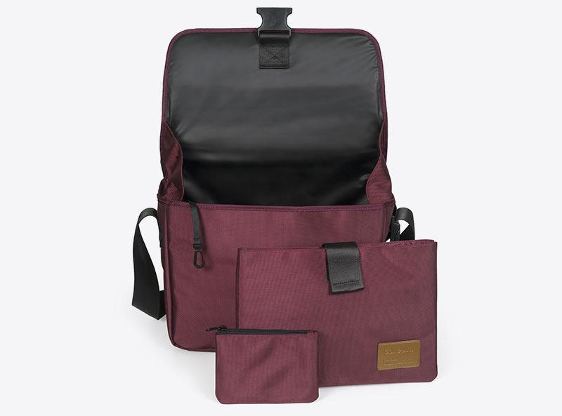 Careum Bildungszentrum Messenger Bag Laptoptasche Pouch