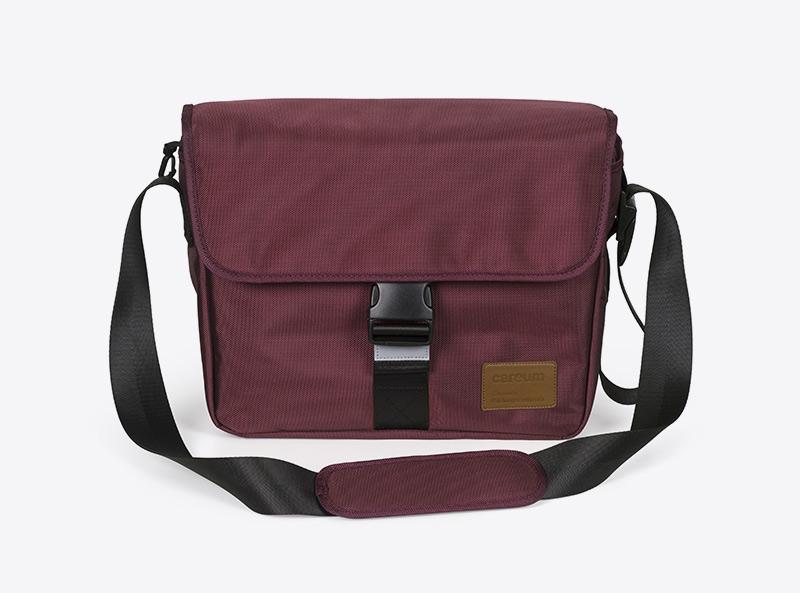 Careum Bildungszentrum Tasche Messenger Bag Mit Etikette