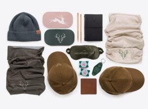 Cervo Hotel Zermatt Kollektion Merchandise
