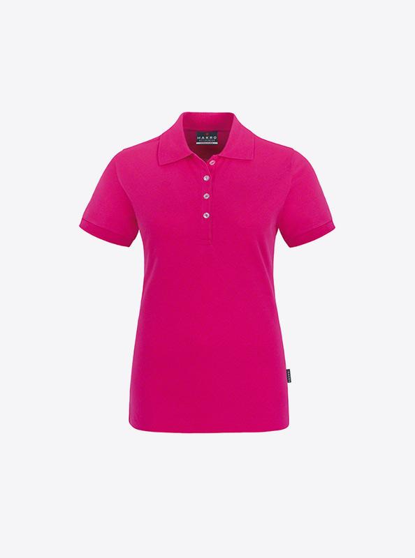 brand new c4459 76ae9 Polo Shirt Damen Stretch