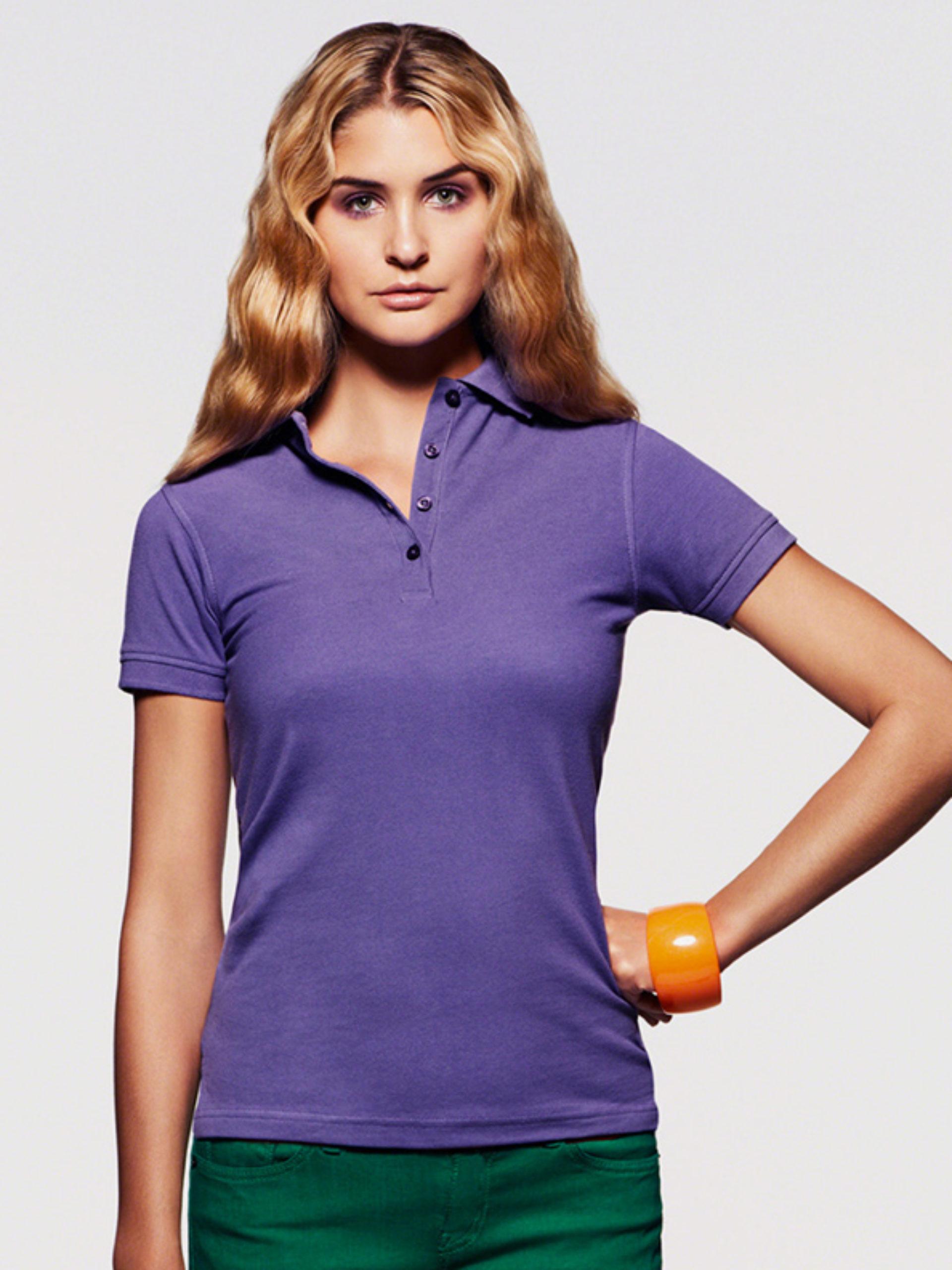 Damen Polo Shirt Hakro 110