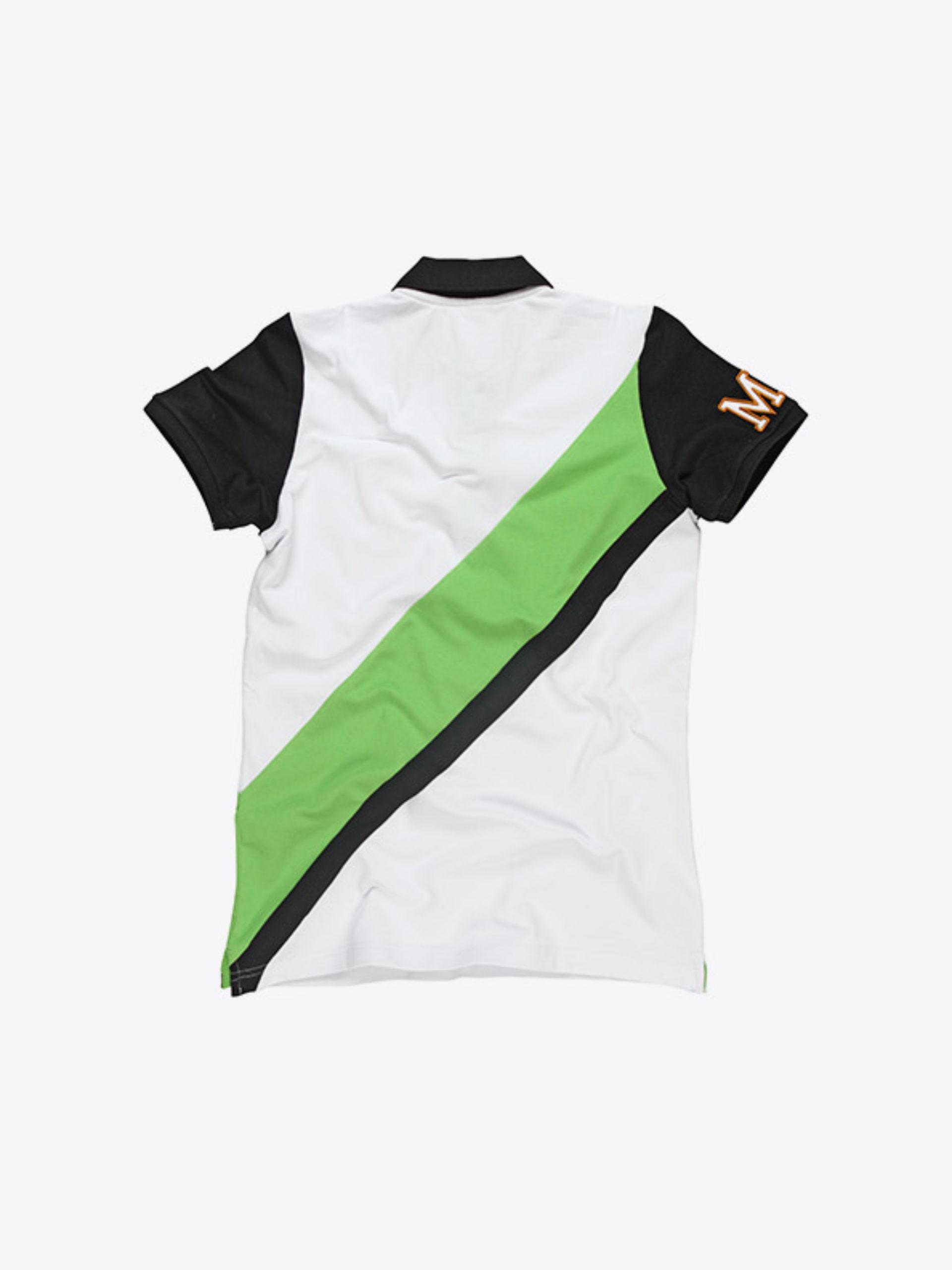 Damen Polo Shirt Kurzarm Besticken