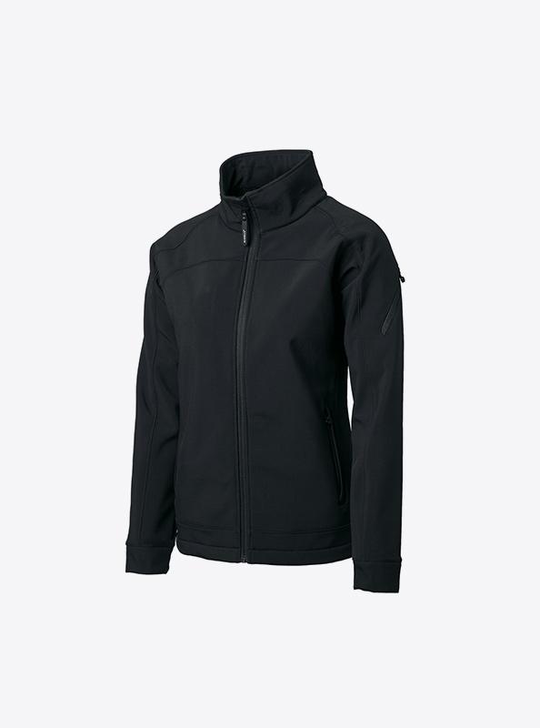 Damen Premium Softshelljacke Mit Logo Drucken Oder Besticken Nimbus Duxbury Black