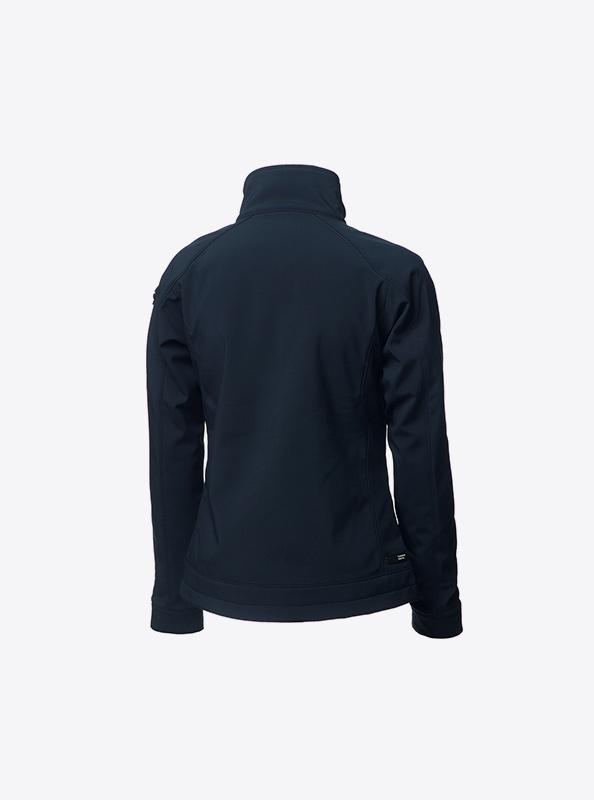 Damen Premium Softshelljacke Mit Logo Drucken Oder Besticken Nimbus Duxbury Navy