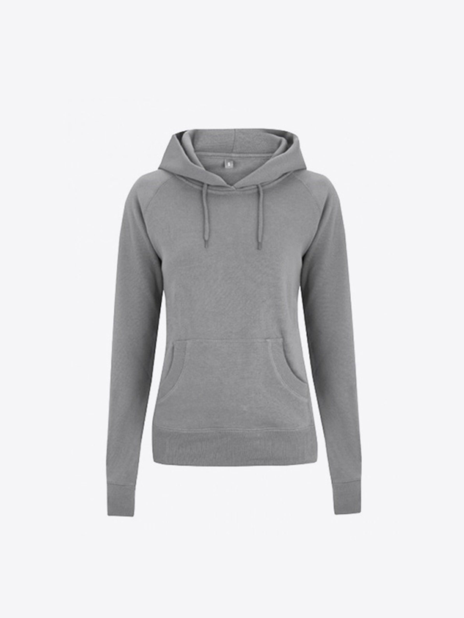 Damen Sweatshirt Continental Bedrucken Besticken N53p Heather Grey
